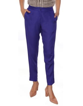 FLEX SLIM PANT, ROYAL BLUE