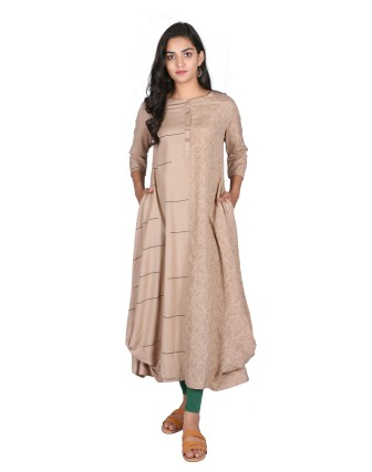 Suti Womens Rayon Flex Regular Fit Dress, Moonlight
