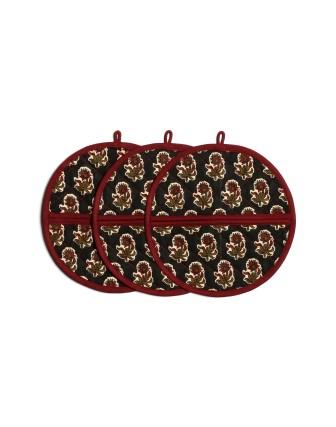 Suti Womens Cotton Hotpot Holder