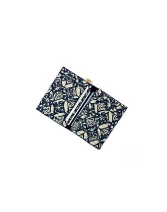 Suti Womens Cotton Card Holder