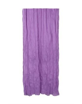 Suti Womens Cotton Plain Dupatta With Lace, African Violet