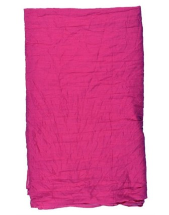 Suti Womens Cotton Plain Dupatta With Lace, Maharani Pink