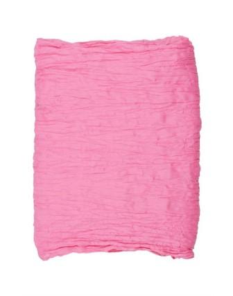 Suti Womens Cotton Plain Dupatta With Lace, Mouve