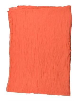 Suti Womens Cotton Plain Dupatta With Lace, Nectrine