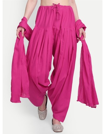 Maharani Pink Patiyala