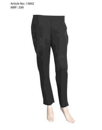 Black Narrow Pant